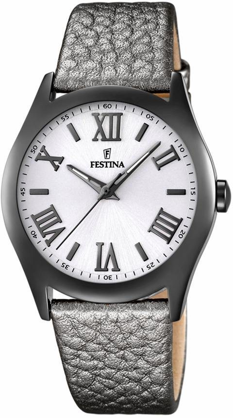 Festina Quarzuhr »F16649/8« in grau