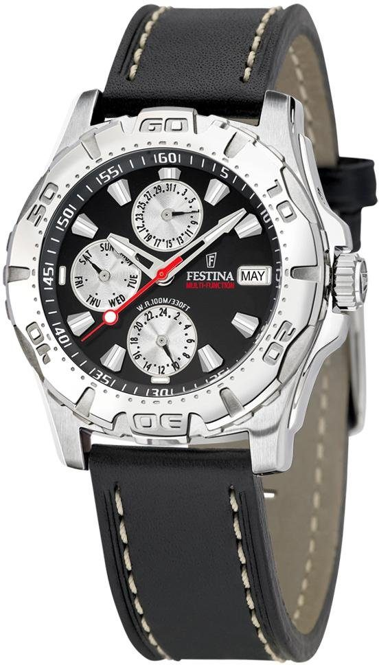 Festina Multifunktionsuhr »F16243/6«