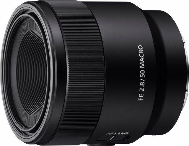 Objektive - Sony »SEL50M28.SYX« Makroobjektiv  - Onlineshop OTTO
