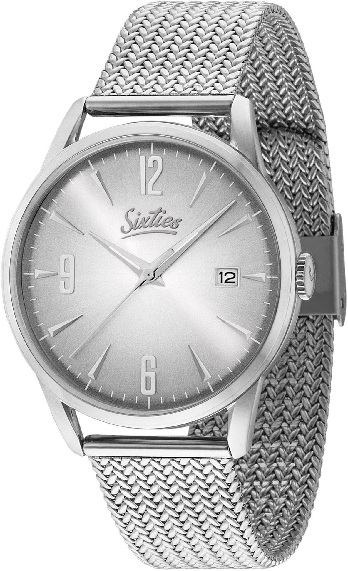Sixties Quarzuhr »SIX500SME-02«