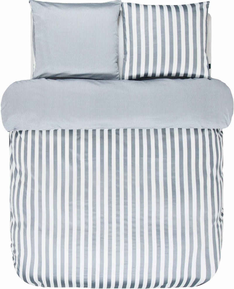 Wendebettwäsche »Classic Stripe«, Marc O'Polo Home, breite Streifen