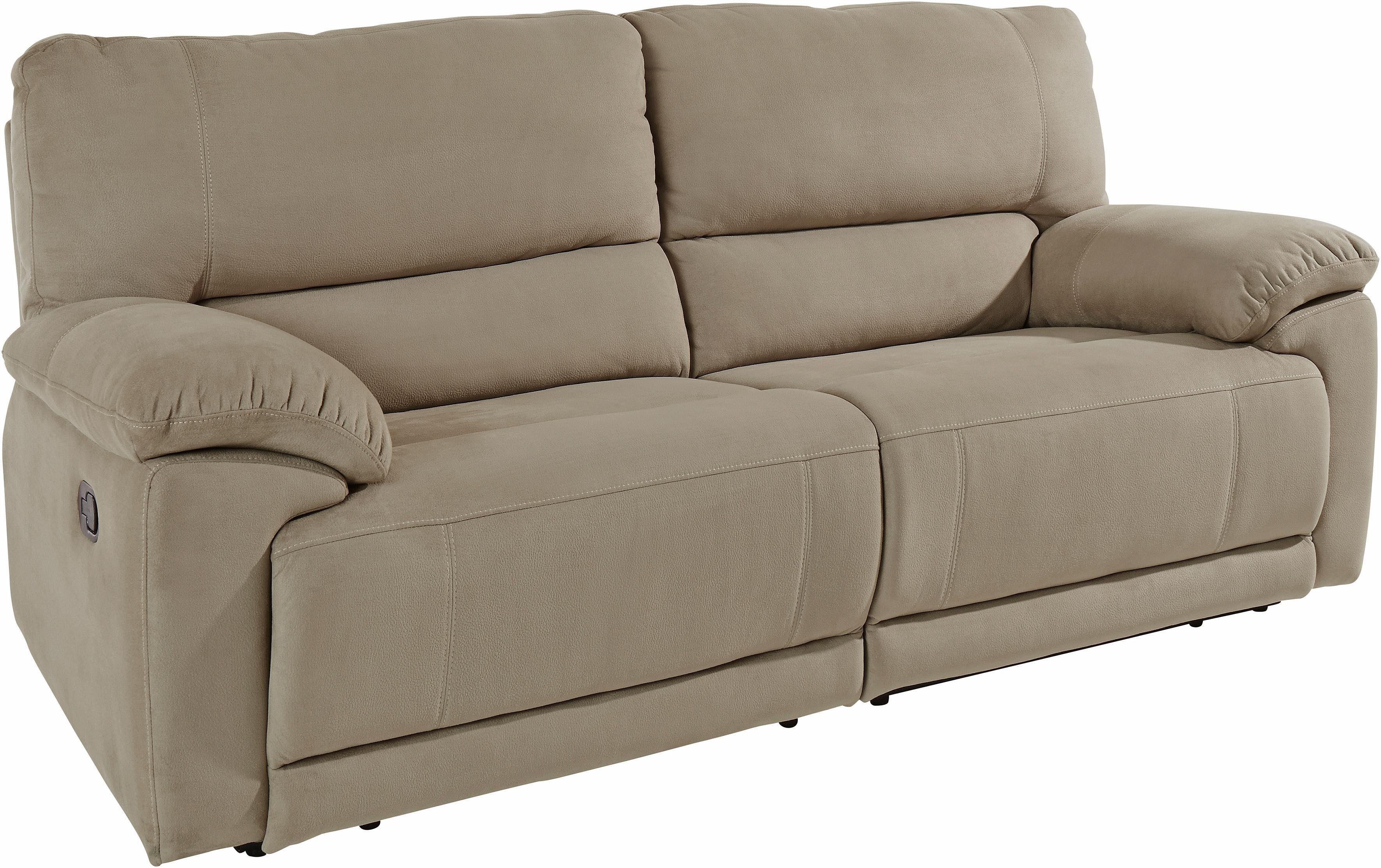 Atlantic Home Collection 3-Sitzer, mit Relaxfunktion und Federkern