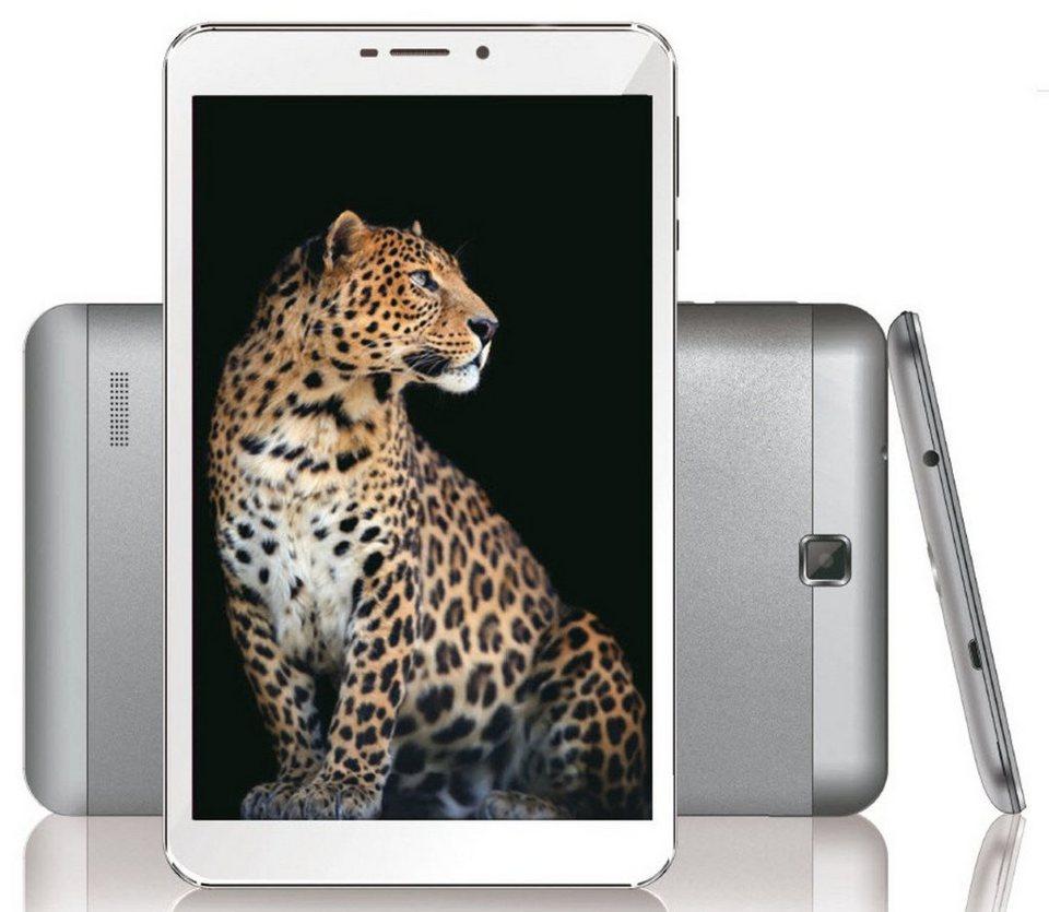 Blaupunkt Tablet »POLARIS A08.G301« in Silber-Weiß
