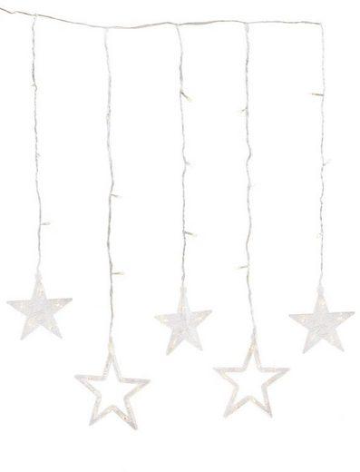 STAR TRADING LED-Lichtervorhang
