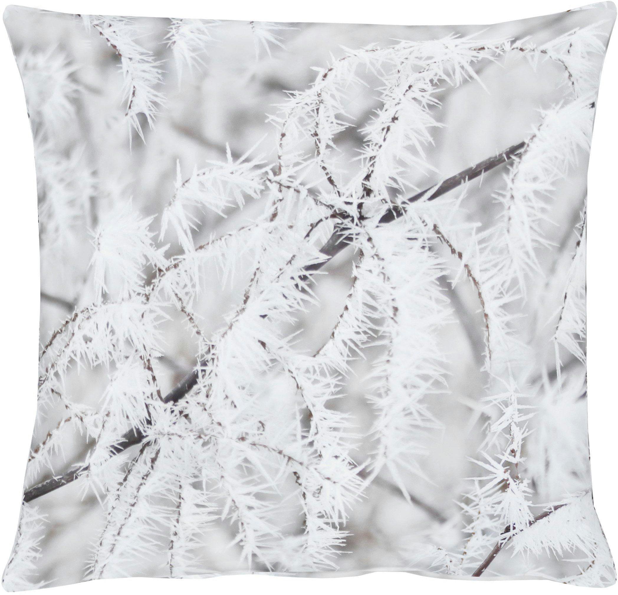 Apelt Kissenhülle, 46 x 46 cm, »5167 WINTERWELT«