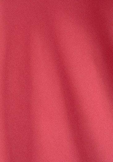 Sexy Negligee, LASCANA, aus edlem Satin-Stretch mit verführerischer Spitze
