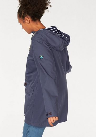 Polarino Functional Parka, Made Of Water- And Windproof Material