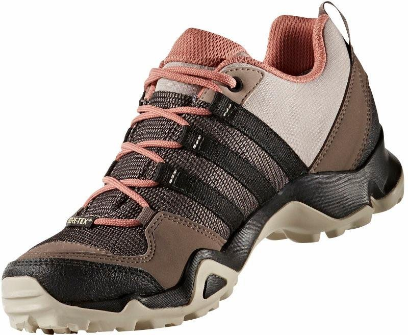adidas Performance »AX2 GORE-TEX W« Outdoorschuh in grau-altrosa