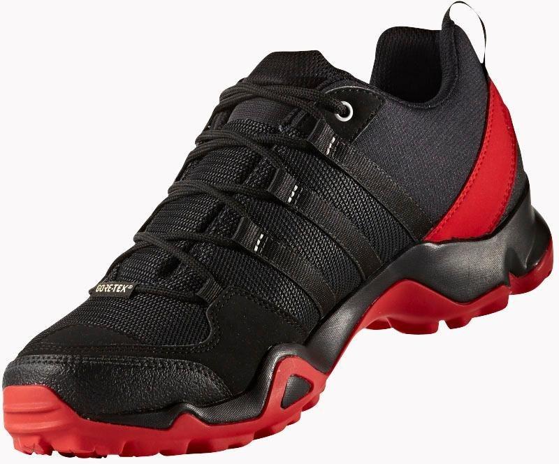 adidas Performance »AX2 GORE-TEX« Outdoorschuh in schwarz-rot
