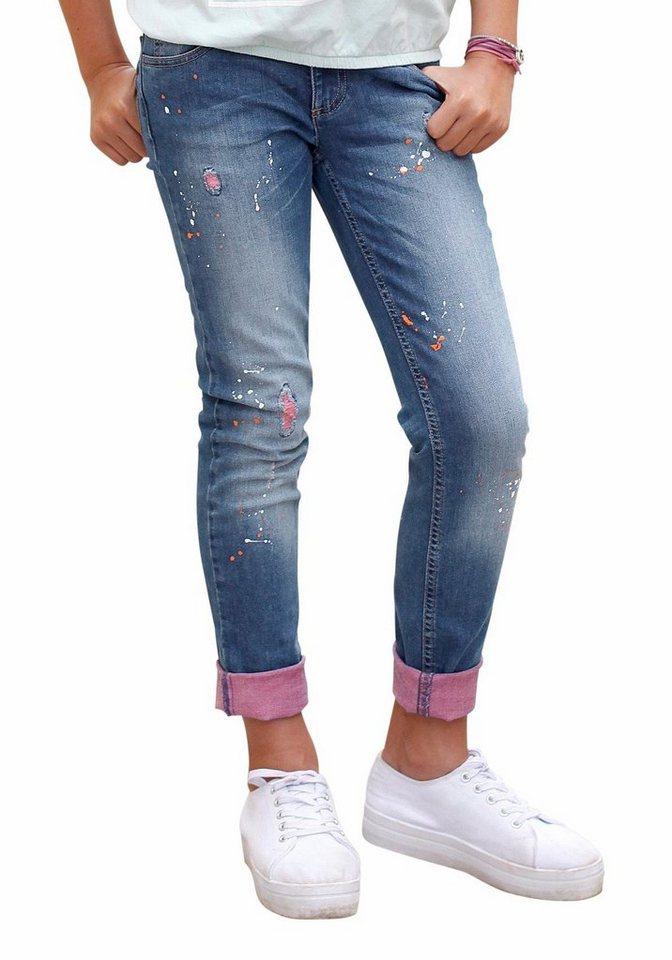 Buffalo Skinny-fit-Jeans in dark