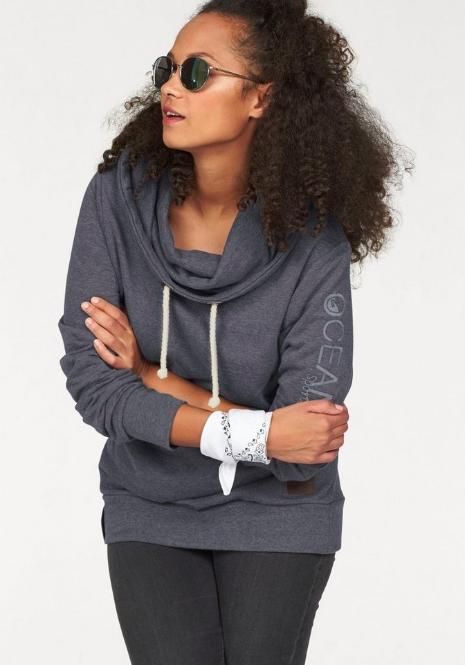 Ocean Sportswear Sweatshirt in dunkelblau