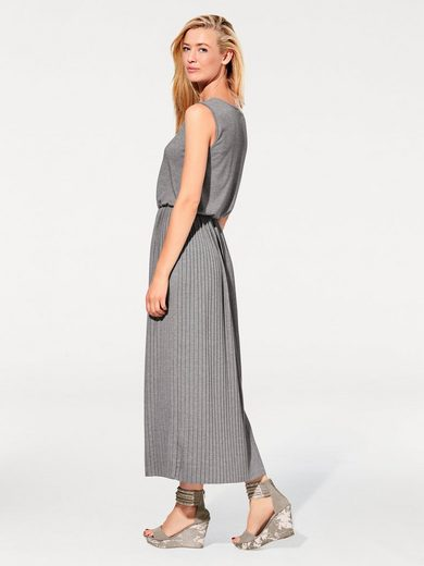 Bc Best Connections By Heine Jersey Dress With Pleated Skirt Part