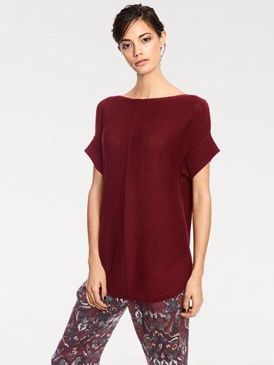RICK CARDONA by Heine Oversized-Pullover Kurzarm