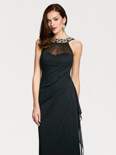 ASHLEY BROOKE by Heine Abendkleid mit Applikationen