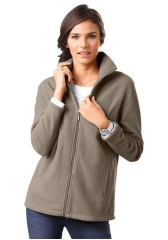 CLASSIC BASICS Куртка в мягкий Fleece-Qualität