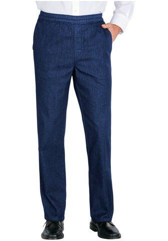 CLASSIC Laisvo stiliaus džinsai su super patog...