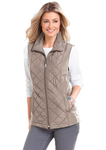 Classic Basics Vest With Two Different Quilting Patterns
