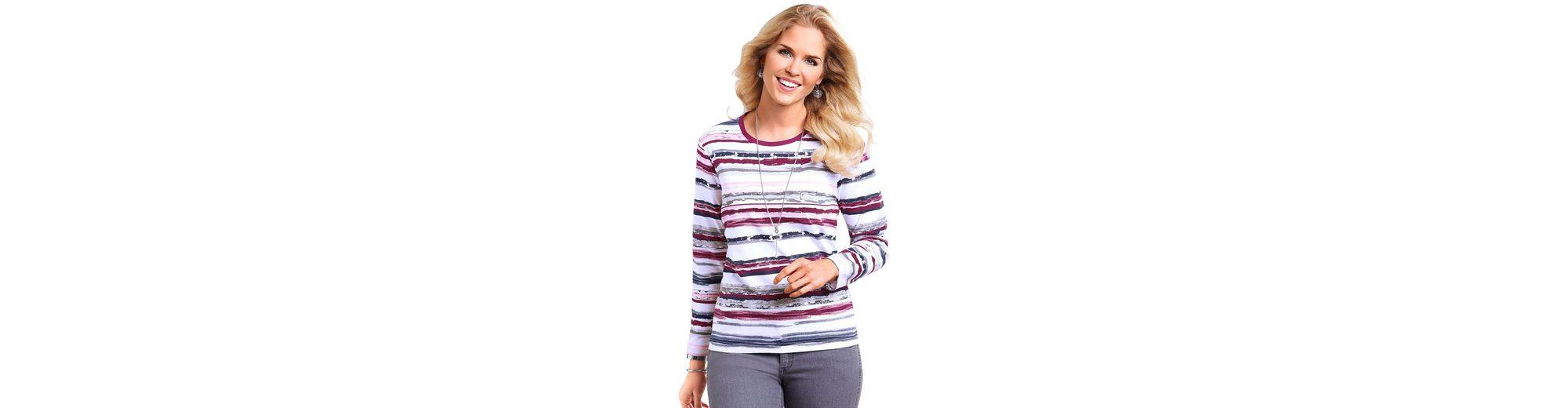 Wählen Sie Eine Beste Classic Basics Shirt im Streifen-Look  Wie Viel Preiswerte Reale Günstig Kaufen Nicekicks VAHppOd8c