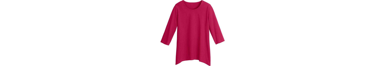 Classic Basics Shirt mit 3/4-Ärmeln Billig Empfehlen Ho0Mn8sKI