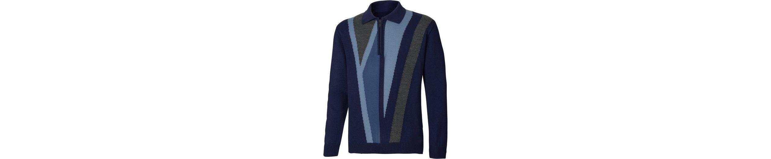 Verkauf Erkunden 100% Garantiert Classic Basics Pullover mit kontrastreichem Strickmuster Rabatt Footlocker Bilder Discount-Marke Neue Unisex QleJ3