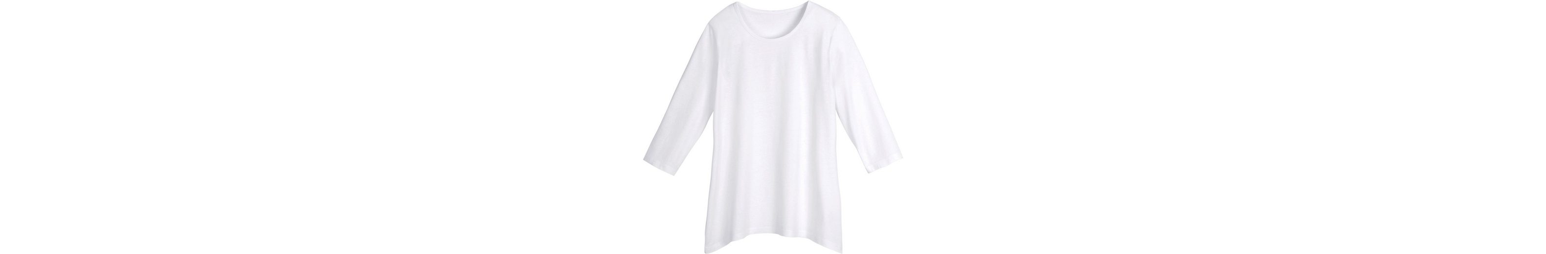 Classic Basics Shirt mit 3/4-Ärmeln Freies Verschiffen Kauf qWgMMUBRs6