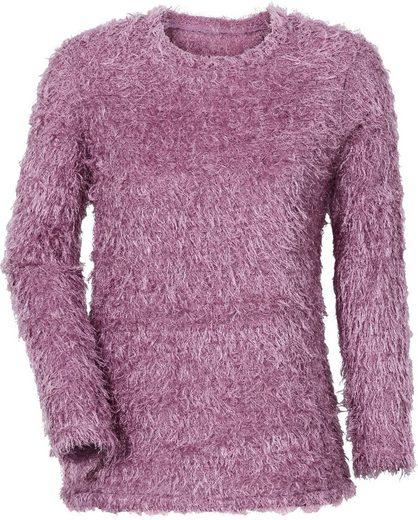 Classic Basics Pullover mit Rundhals-Ausschnitt