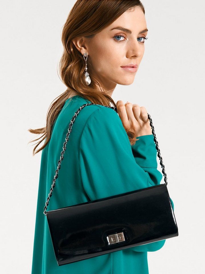 Heine Clutch in Lackoptik,...