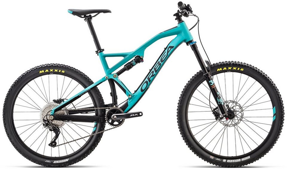 orbea fully mountainbike 27 5 zoll 11 gang shimano slx. Black Bedroom Furniture Sets. Home Design Ideas