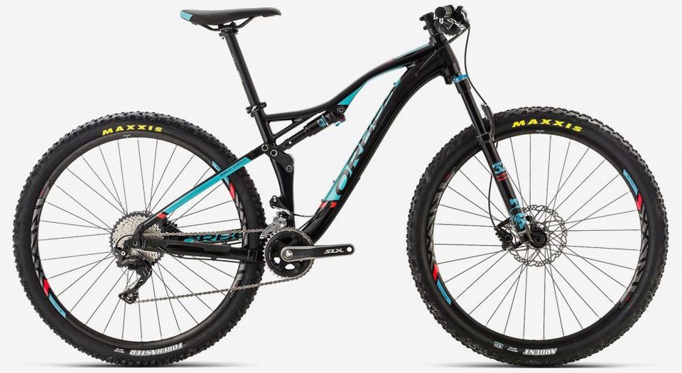 orbea fully mountainbike 29 zoll 22 gang shimano xt. Black Bedroom Furniture Sets. Home Design Ideas