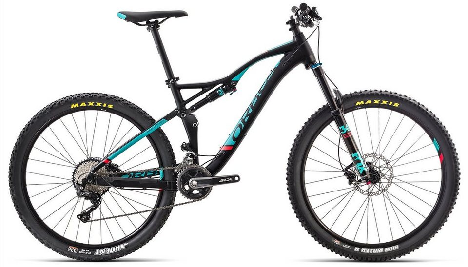 orbea fully mountainbike 27 5 zoll 22 gang shimano xt. Black Bedroom Furniture Sets. Home Design Ideas