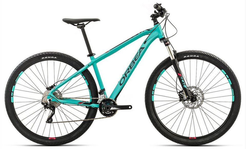 orbea hardtail mountainbike 27 5 zoll 20 gang shimano xt. Black Bedroom Furniture Sets. Home Design Ideas