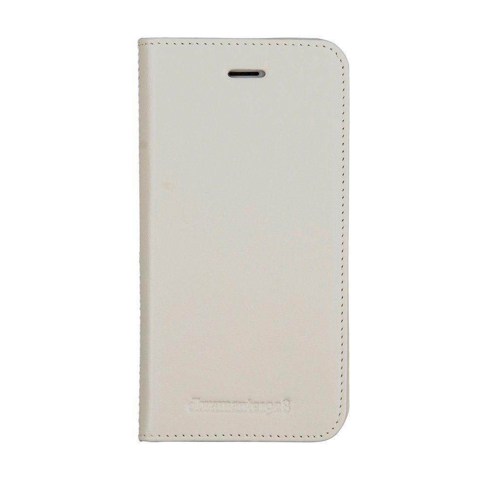 dbramante1928 LederCase »Folio Frederiksberg 3 iPhone (7) Antique White«