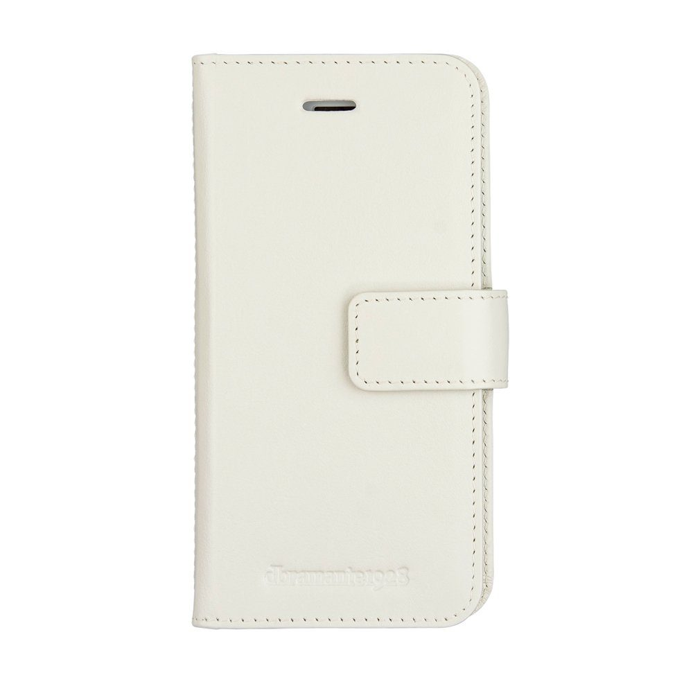 dbramante1928 LederCase »Folio Lynge 2 iPhone (7) Antique White«