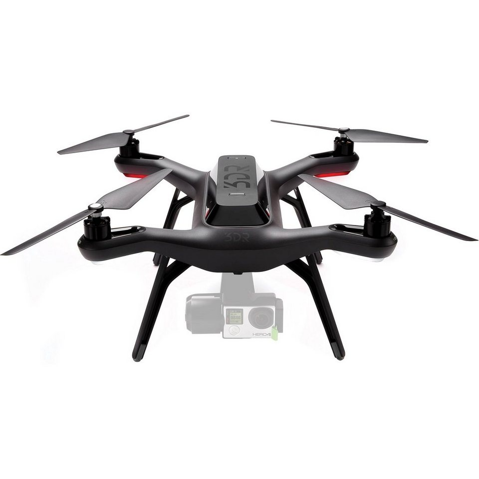 3D Robotics Smart Drohne »Solo Drone« in black