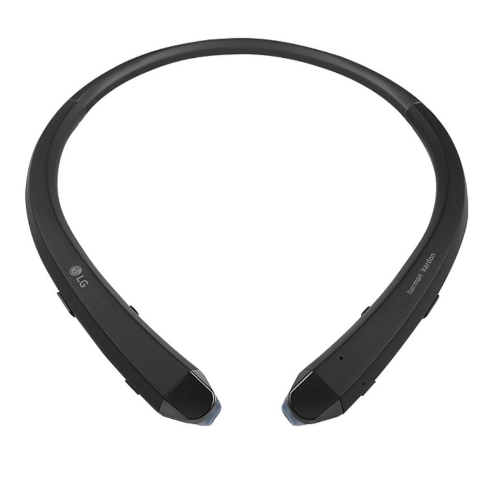 LG Einziehbarer Premium Bluetooth In-Ear-Kopfhörer »Tone Infinim« in black