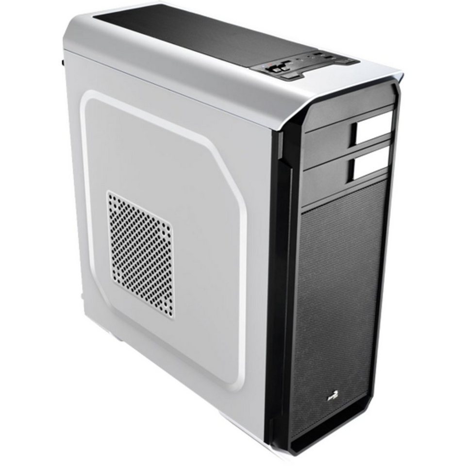 Aerocool Tower-Gehäuse »Aero-500 White«