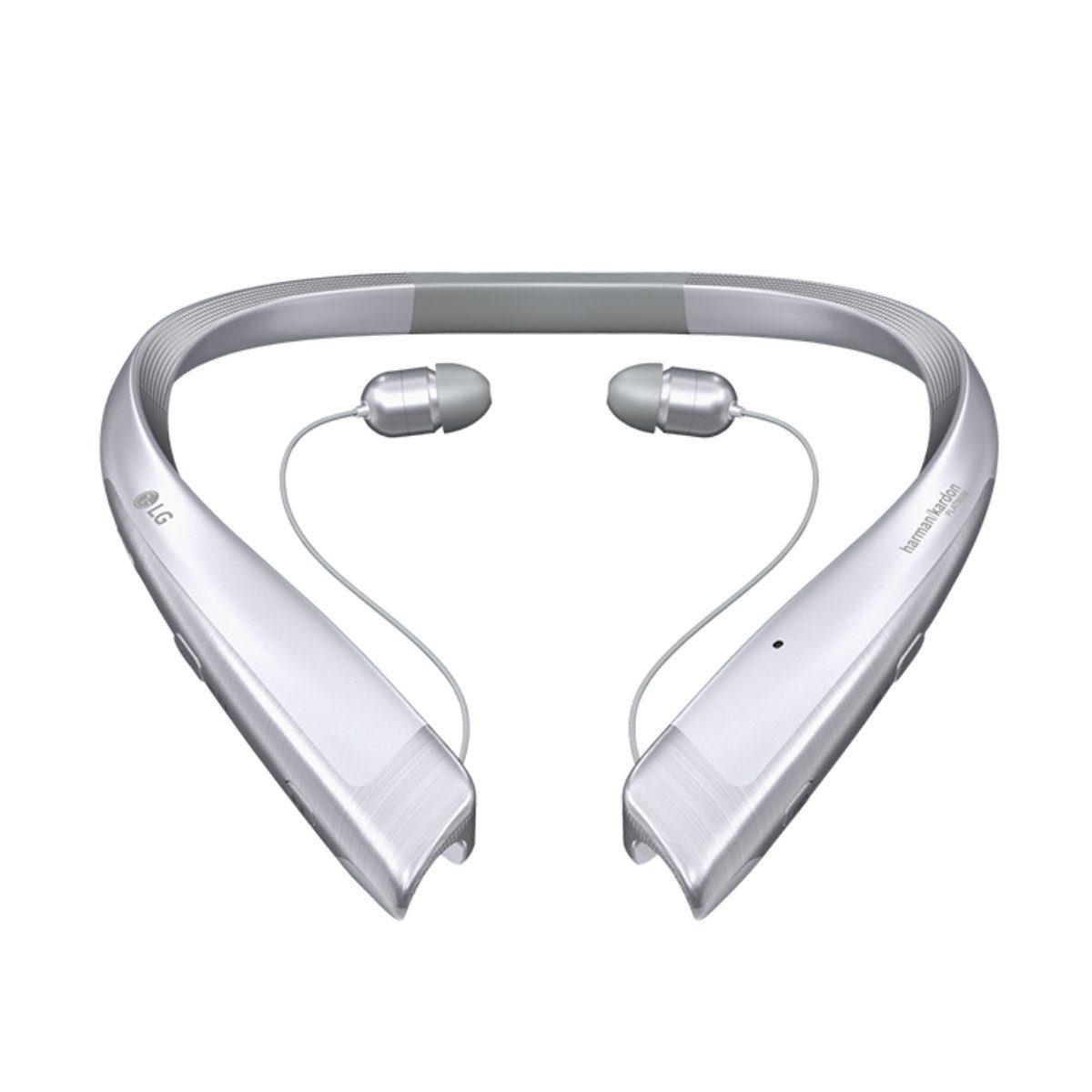 LG Einziehbarer Premium Bluetooth In-Ear-Kopfhörer »Tone Platinum«