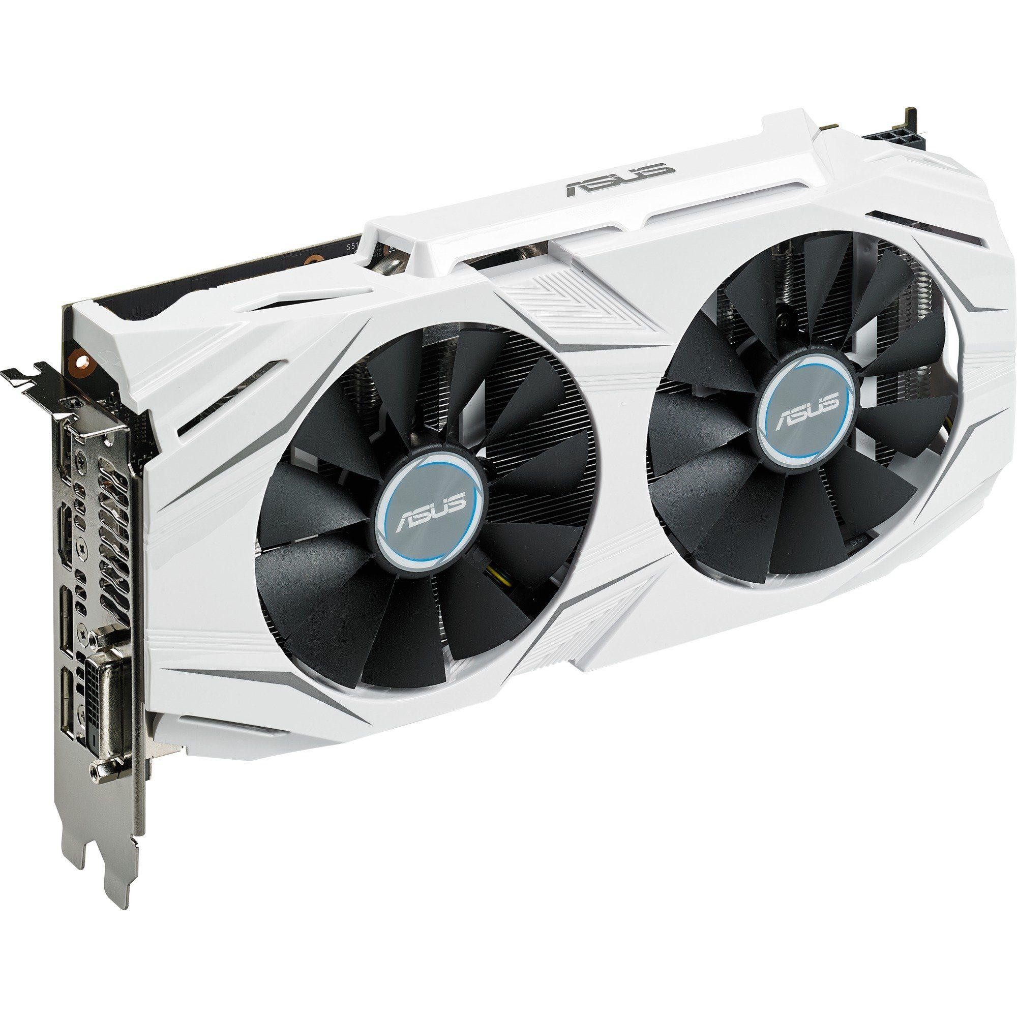 ASUS Grafikkarte »GeForce GTX 1060 DUAL«