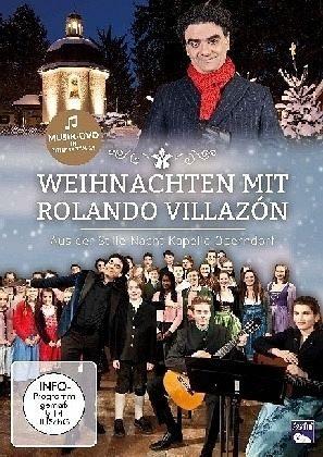 DVD »Weihnachten mit Rolando Villazon«