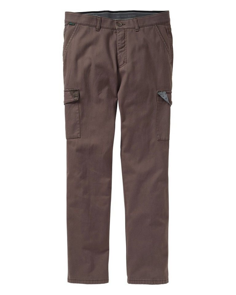 Club of Comfort Cargohose Tamme in Camel