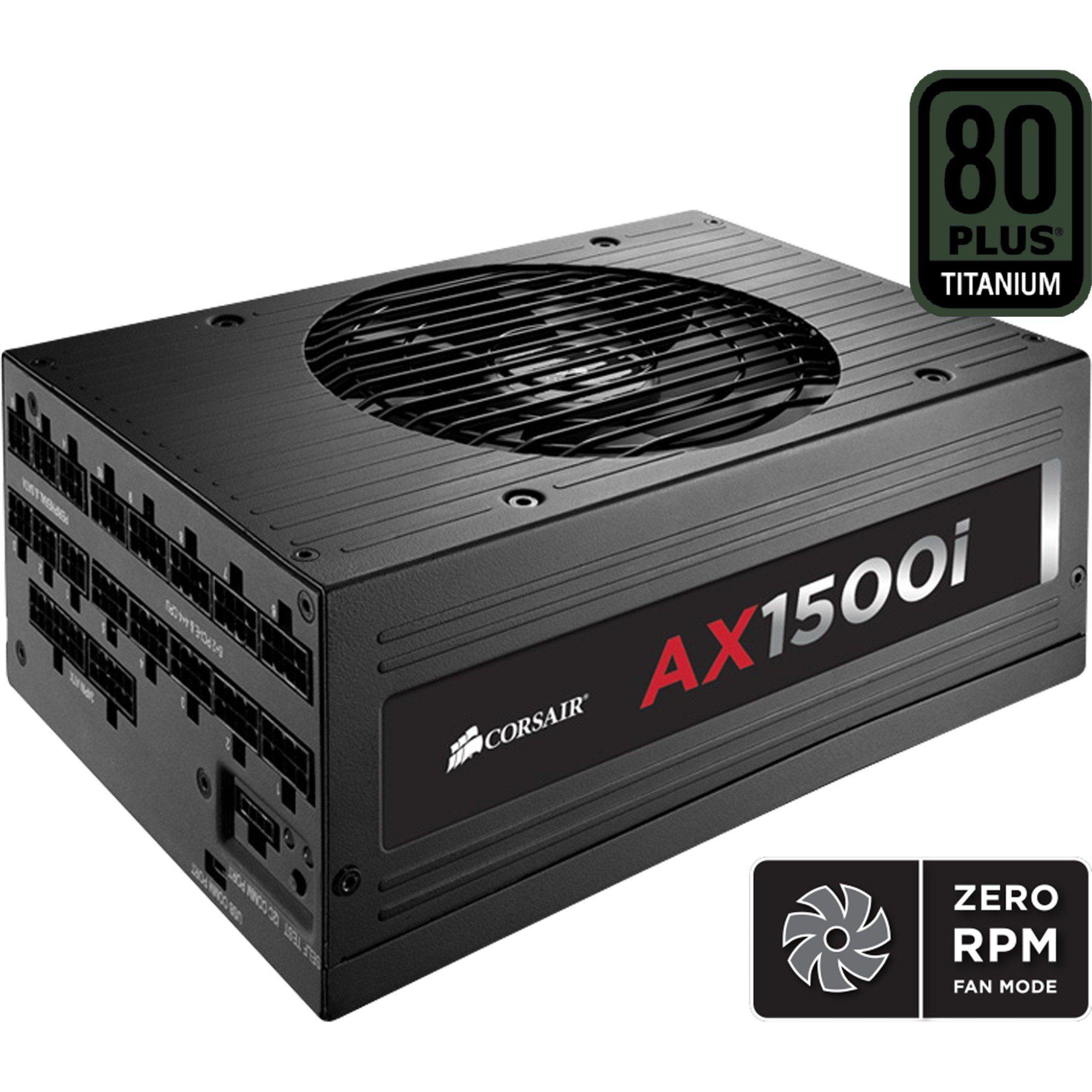 Corsair PC-Netzteil »AX1500i«