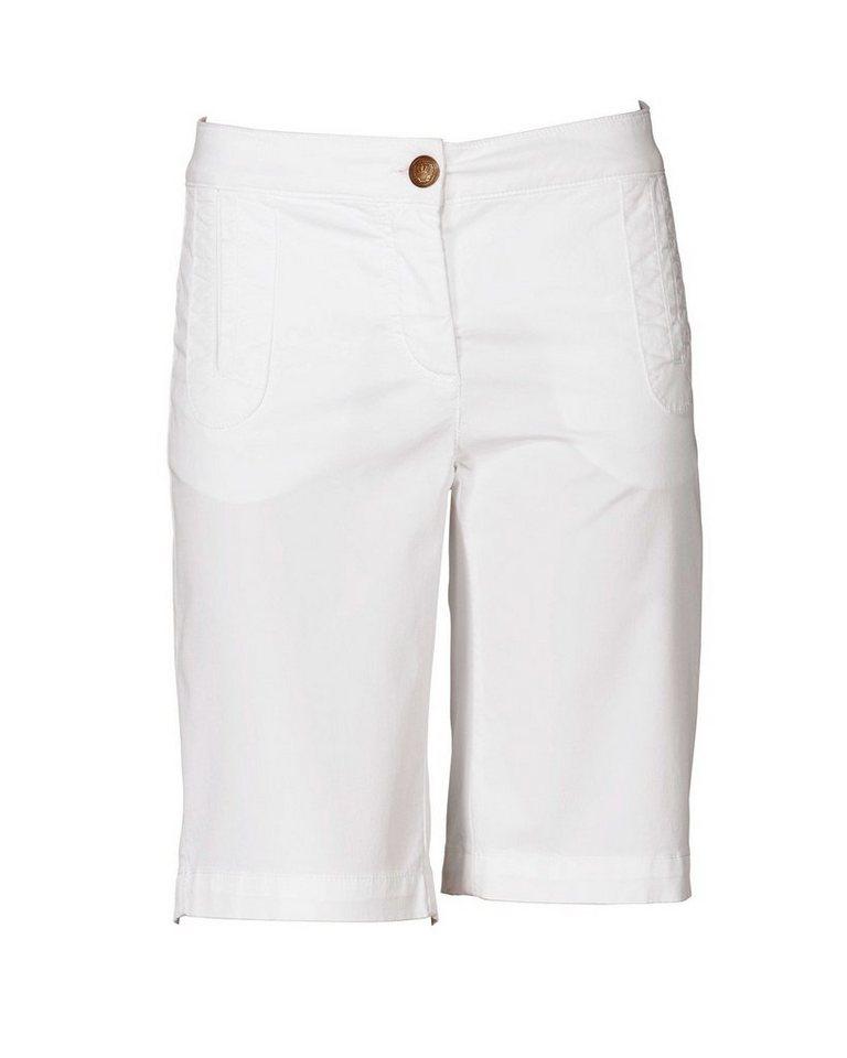 Brigitte von Schönfels Shorts in Weiß