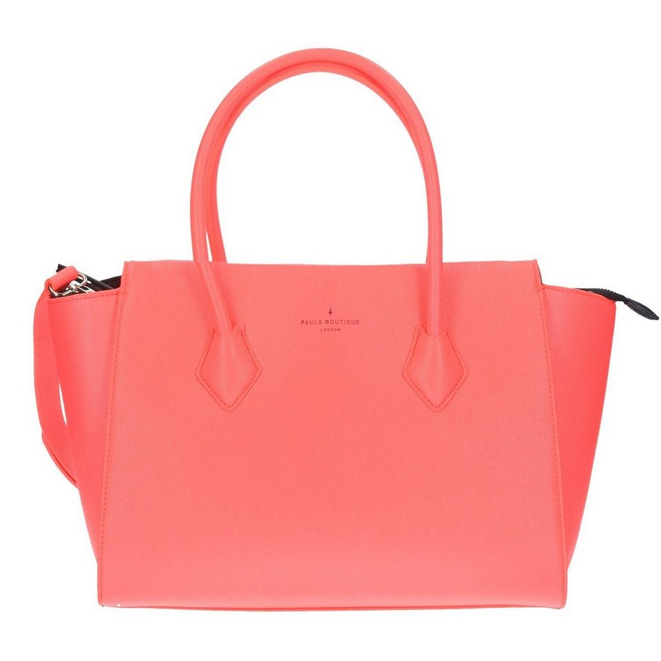 Paul's Boutique Bethany Schultertasche 32 cm in coral