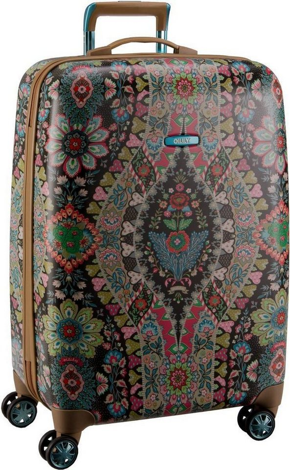 Oilily Travel Trolley 25inch in Charcoal