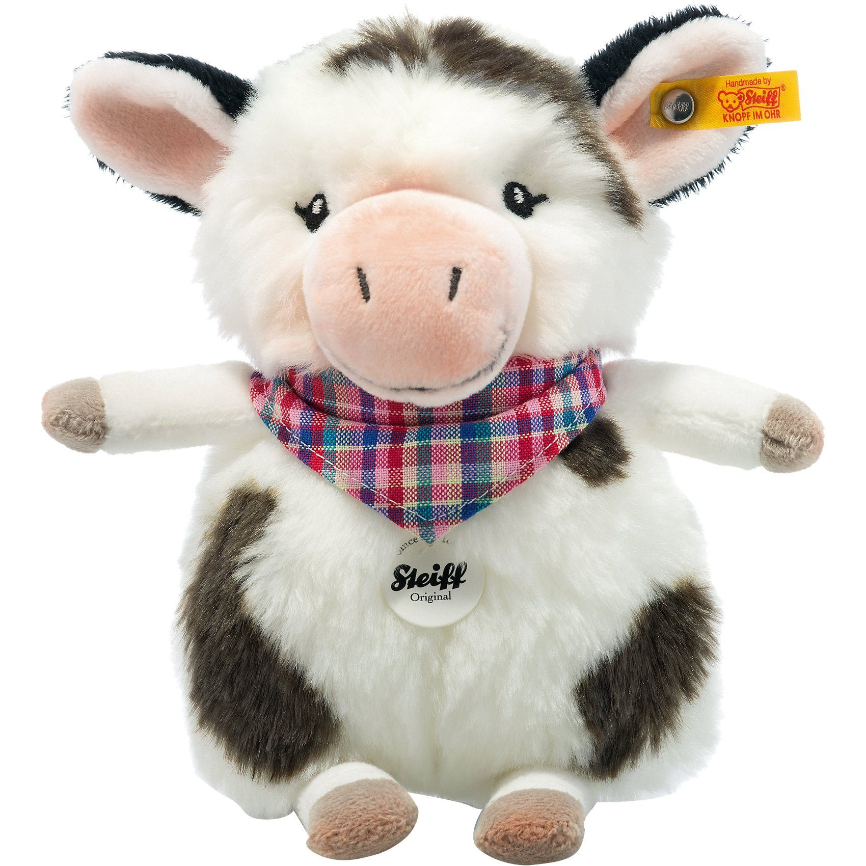 Steiff Happy Farm Kuh Mini Cowaloo, 18cm