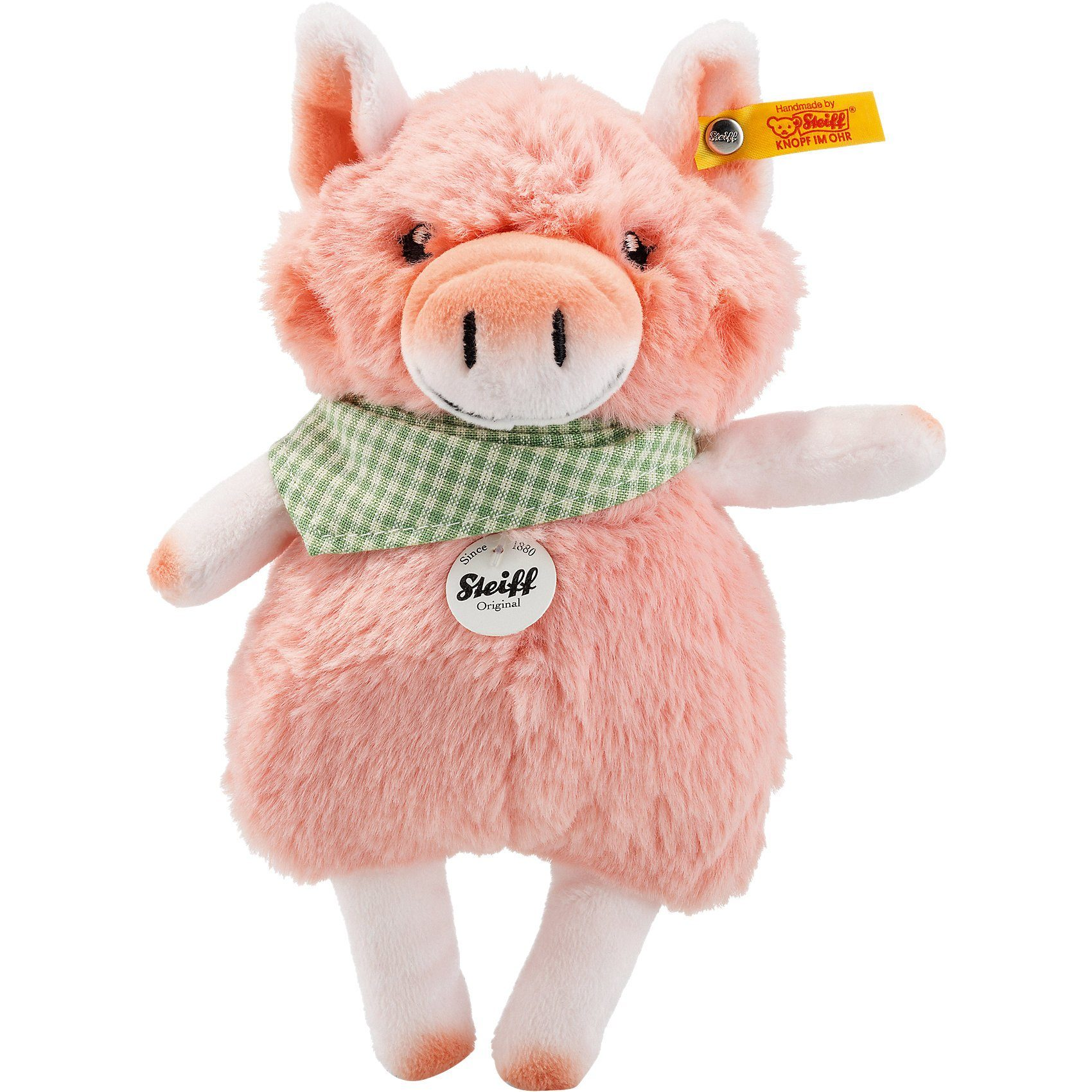 Steiff Happy Farm Schwein Mini Piggilee, 18 cm