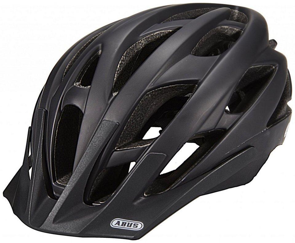 ABUS Fahrradhelm »S-Force Pro Helm« in schwarz