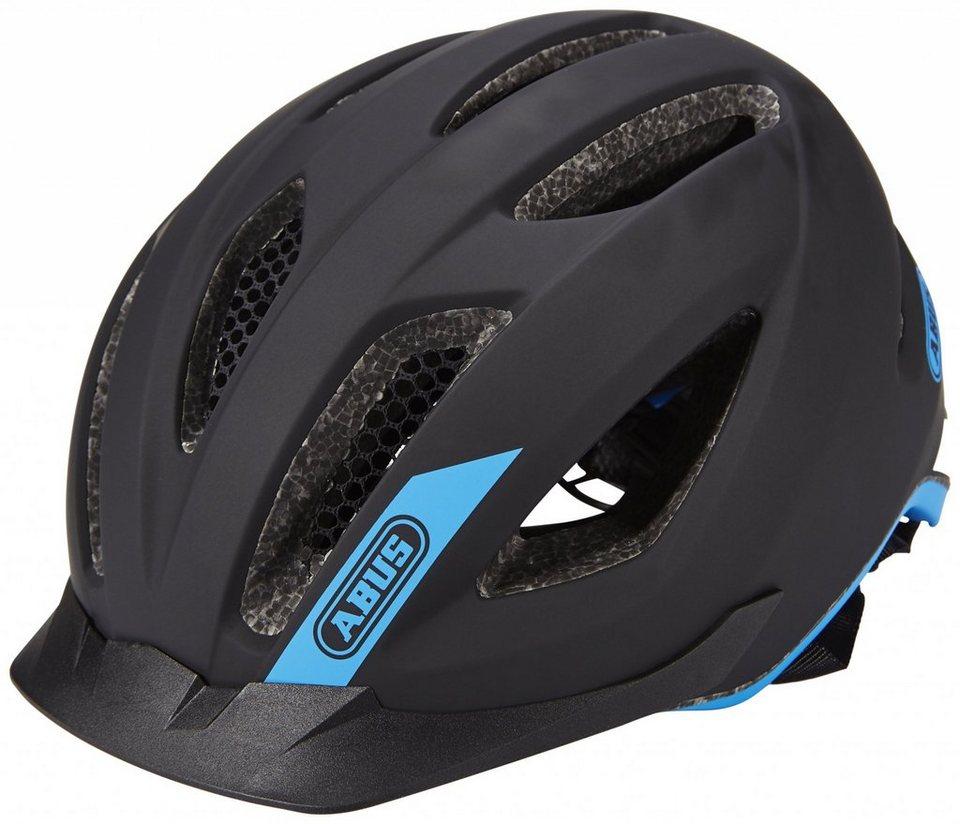 ABUS Fahrradhelm »Pedelec Helm« in schwarz