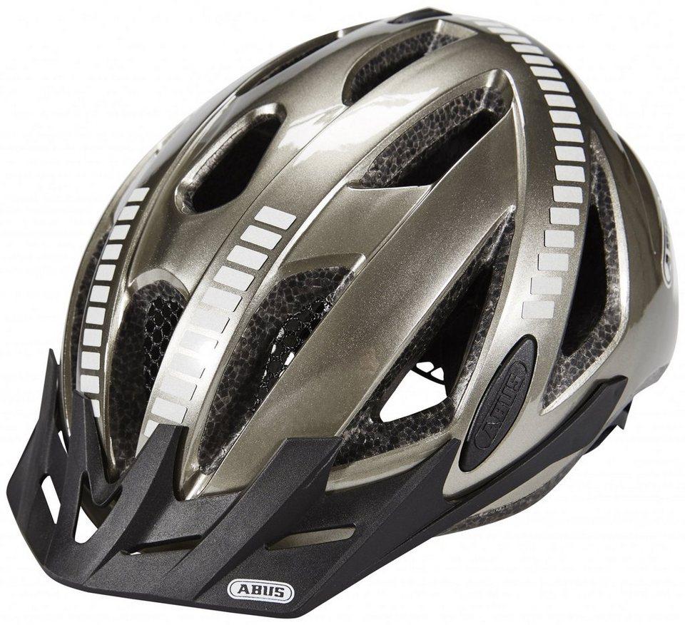 ABUS Fahrradhelm »Urban-I v.2 Signal Helm« in grau