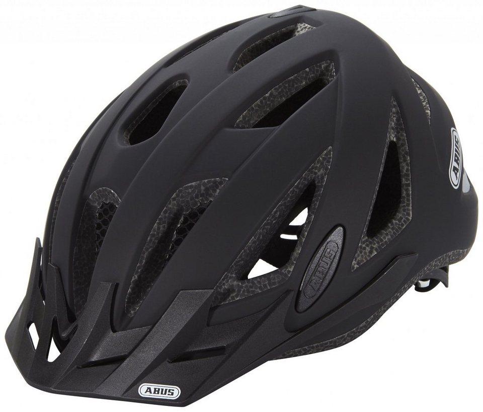 ABUS Fahrradhelm »Urban-I v.2 Helm« in schwarz